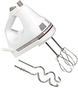 KitchenAid KHM5DH 5-Speed Ultra Power Hand Mixer, White