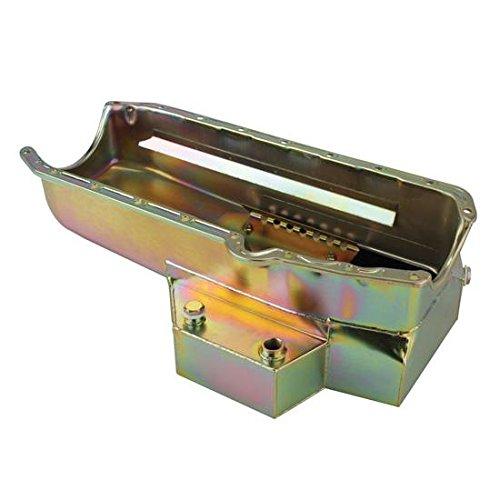 (1955-79 SBC Small Block Chevy Champ-Style Oil Pan, 7 Quart)