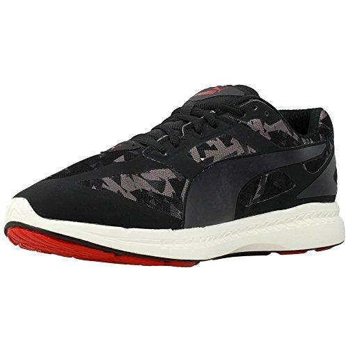 Puma - Ingnite - Color: Gris-Negro - Size: 44.0