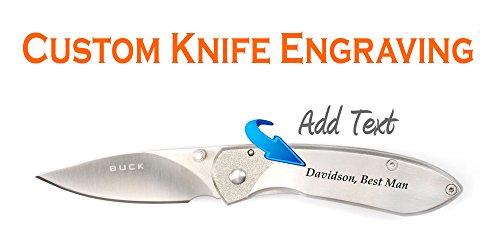custom buck knives - 3