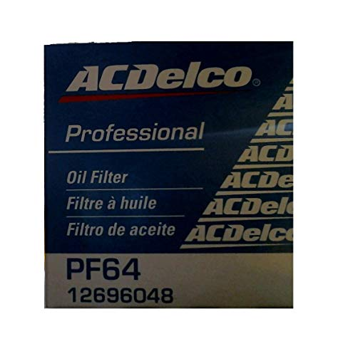 (ACDelco PF64 Professional Engine Oil Filter)