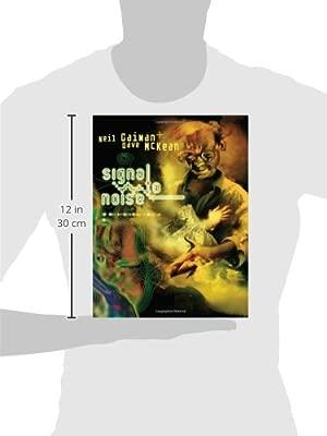 Signal to Noise: Amazon.es: Neil Gaiman, Sierra Hahn, Dave ...