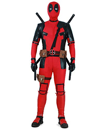 miccostumes Men's Deluxe Cosplay Suit Costume Halloween