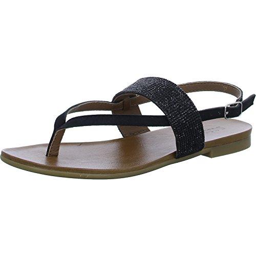Inuovo Dames Sandaaltjes 8428 Black (zwart)