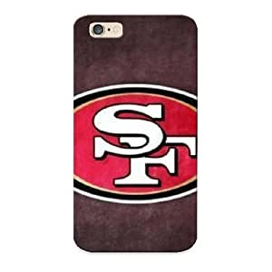 [EiNsbx-2189-uyMrB] - New San Francisco 49ers Grungy Protective Iphone 6 Classic Hardshell Case