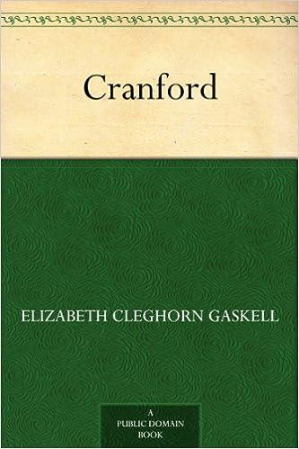 Cranford kindle edition by elizabeth cleghorn gaskell literature cranford kindle edition fandeluxe Choice Image