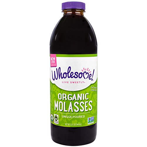 Wholesome Sweeteners - Organic Molasses Unsulphured - 32 oz.