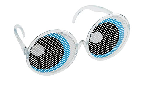 Bubbles Powerpuff Girls Eye Glasses]()