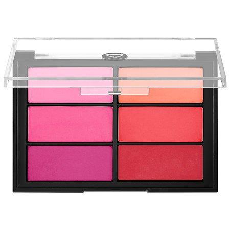 Viseart Blush Palette Rose/Coral 0.84 oz/24 g