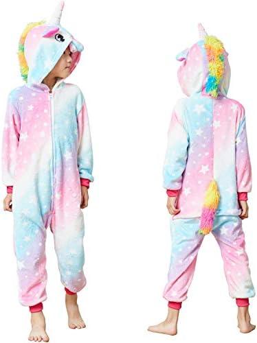 Unisex Unicorn Costume Pajamas Halloween product image