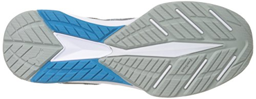 Scarpe Ignite Evoknit Cross-Trainer da uomo, Tranquillo Shade-Quarry-Blue Danube, 13 M US
