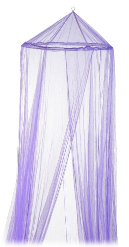InStyle Home Collection Canopy, Lavendar