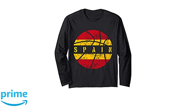 Amazon.com: Spanish Basketball Jersey Gift Flag for Fans and ...