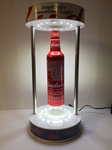 budweiser-floating-bottle-display-with-usb-charger