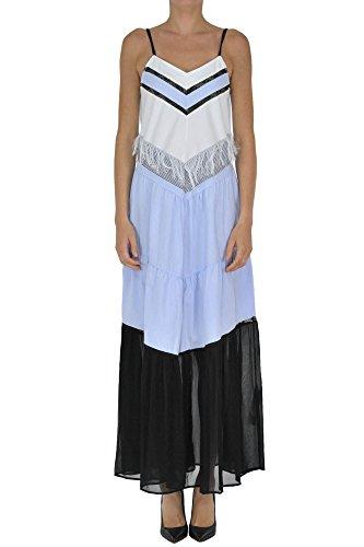 Twin-Set Women's Mcglvs003078e Multicolor Cotton Dress by Twin-Set