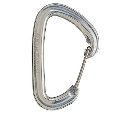 UPC 793661286738, Black Diamond Hotwire Carabiner - Polished