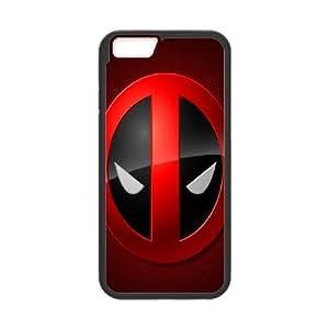 iphone6s 4.7 inch Phone Case Black Deadpool ESTY7859346