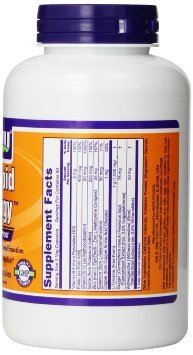 Now Foods Thyroid Energy Veg Capsules, 180 Count , Pack of 3