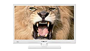 "Nevir NVR-7506-16HD-B 16"" Full HD Color blanco LED TV - Televisor (Full HD, B, 16:9, 4:3, 16:9, Auto, Zoom, 1920 x 1080 (HD 1080), 1080p)"