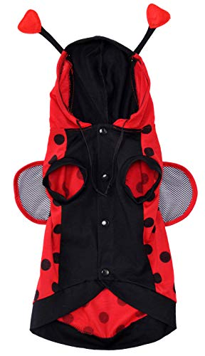 Image of Rubie's Lady Bug Pet Costume, Small