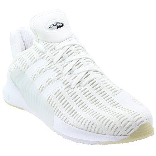 save off 61f53 516ca Galleon - Adidas Men Climacool 0217 White Footwear White Siz