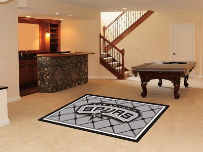 NBA - San Antonio Spurs 5 x 8 Rug