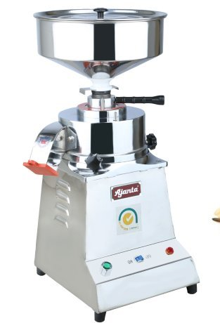 Ajanta Square 1 HP Table Top Flour Mill Machine (Multicolour)