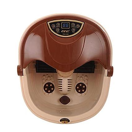 Amazon.com: WE&ZHE Automatic washing foot basin electric massage ...