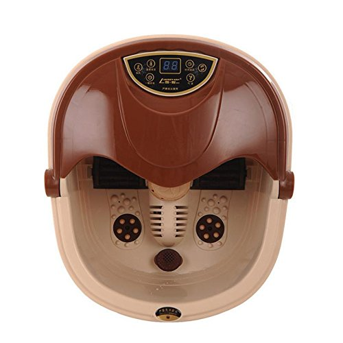 WE&ZHE Automatic washing foot basin electric massage foot tub foot therapy machine by WE&ZHE