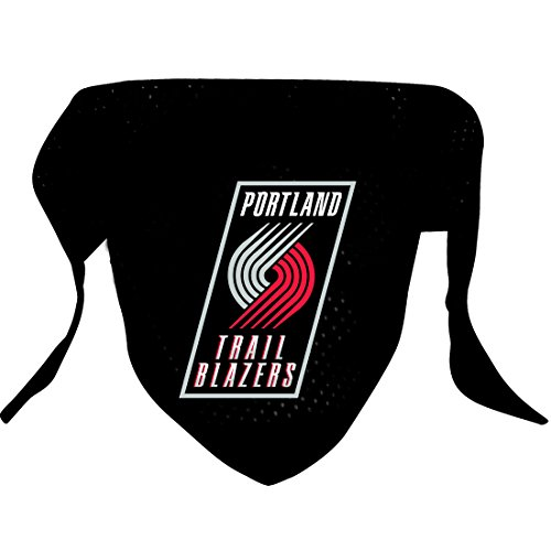 Hunter MFG Portland Trail Blazers Mesh Dog Bandana, Large