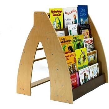 Amazon Com A Childsupply Book Display With Big Book Rack