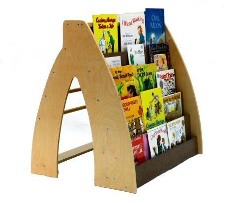 A+ Childsupply Book Display with Big Book Rack
