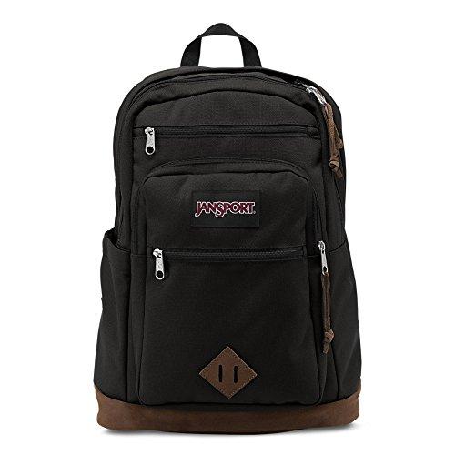 (JanSport Wanderer Laptop Backpack - Black)