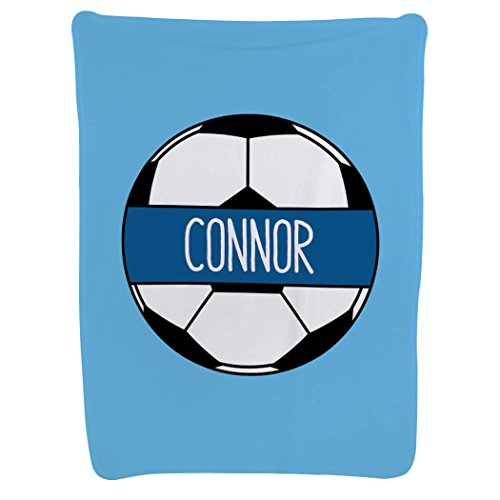 Soccer Baby & Infant Blanket | Personalized Soccer