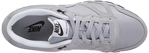 Nike Air Waffle, Herren Sneakers Grau (wolf Grey/black/white)