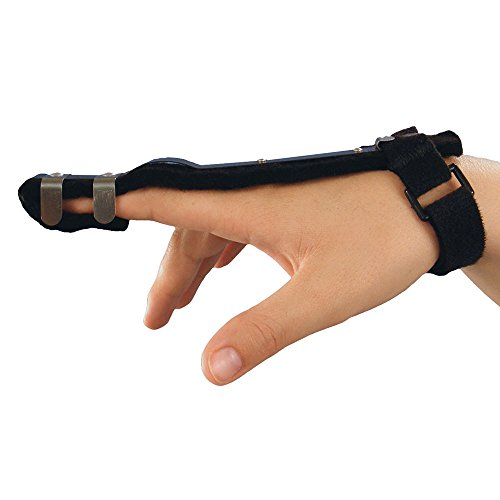 (Physical Therapy Aids Polycentric Hinged Ulnar Deviation Splint, Small, Shape)
