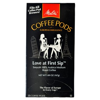 Melitta One:One Love at First Sip Coffee Pods 18ct