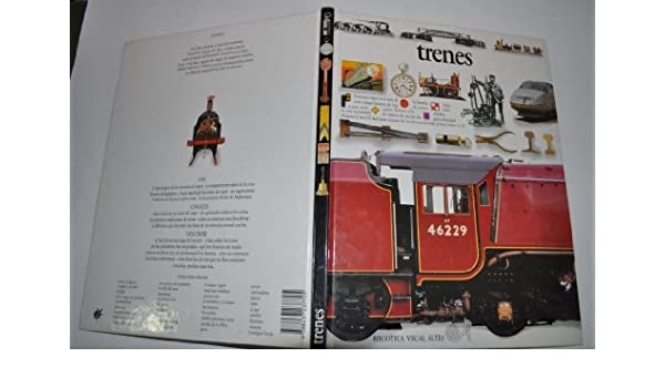 Trenes/Trains (Eyewitness Series in Spanish) (Spanish Edition): Santillana: 9788437237725: Amazon.com: Books