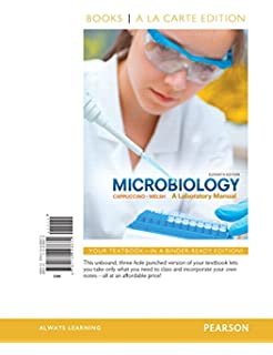 Microbiology a laboratory manual 10th edition james g microbiology a laboratory manual books a la carte edition 11th edition fandeluxe Images