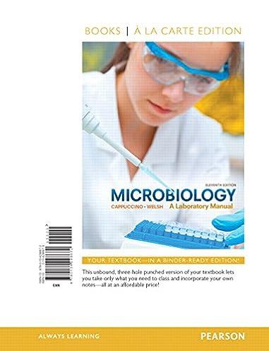amazon com microbiology a laboratory manual books a la carte rh amazon com