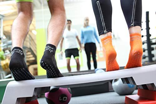 Paia Calzini Respirante 1 46 Numeri Trampolini Neri 6 Per 2 A Di Perfetti Da 36 Marziali Danza Pilates Sistema Arti i conforto O 4 Antiscivolo yoga Ginnastica Cotone Nero X Sport Piedi fitness Abs I qfYIq