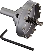 """Drill America - CTH4000 4"""" Carbide Tipped Hole Cutter with 1"""" Depth of Cut,"""
