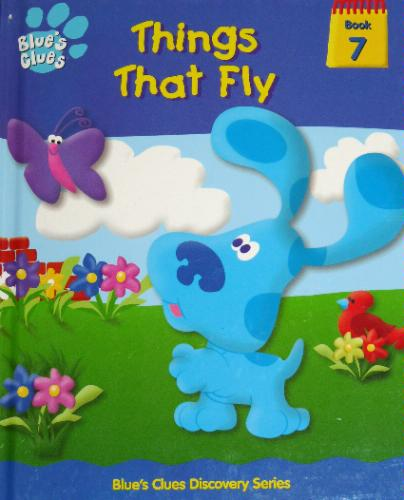 Garden Blue S Clues Blues Book Just Another Wiring Diagram Blog