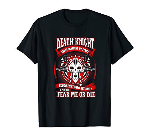 (WoW Death Knight Class Gaming T-Shirts)