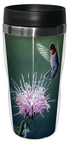 Tree-Free Greetings 77021 Hummingbird Treat Collectible Art Sip
