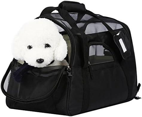 OUTAD Bolsa de Transporte para Mascotas Perros Gatos Transportín ...