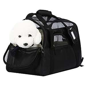 OUTAD Bolsa de Transporte para Mascotas Perros Gatos