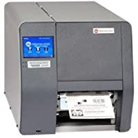 Datamax PAD-00-48000D04 P1115S Performance Printer, 4, Direct Thermal/Thermal Transfer, 6 IPS, 600 DPI, USB/LAN, 50 Scalable Fonts, Color Touch Screen, 64 MB Flash