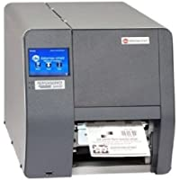 Datamax PBA-00-48040N04 P1175 Thermal Printer with Cutter, Direct, 10 IPS, 300 DPI, USB/LAN, 50 Scalable Fonts, Media Hanger, Color Touch Screen, 64 MB Flash