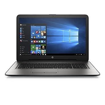 HP 17-y010nr AMD Quad-Core A8-7410 APU 4GB DDR3L 17.3 Notebook